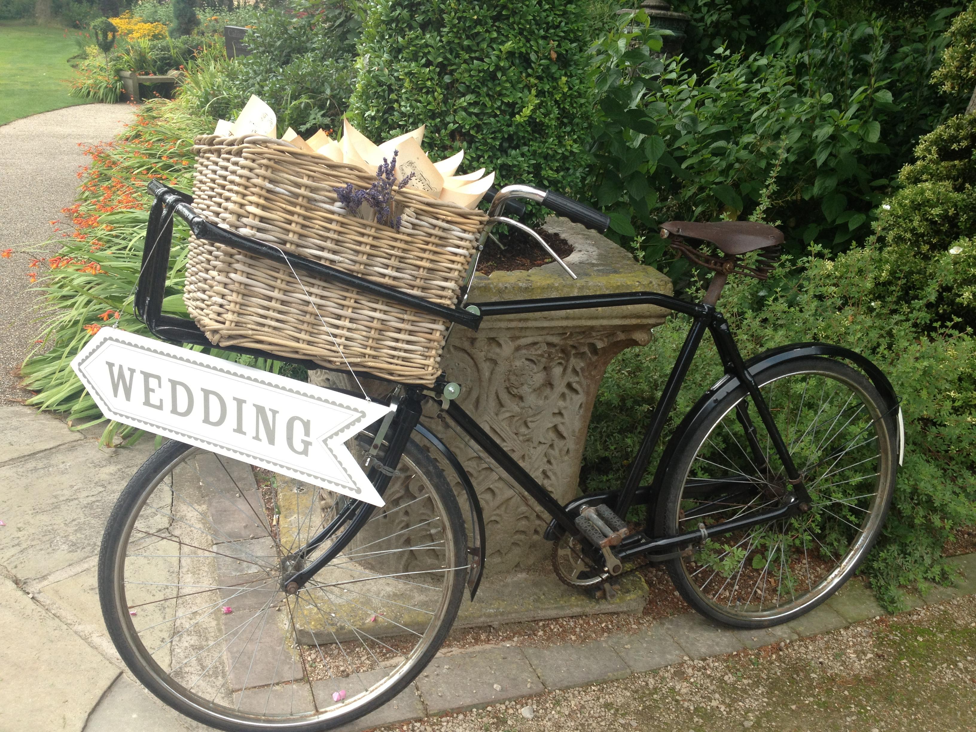 Vintage Butcher S Bike Something Borrowed Hire